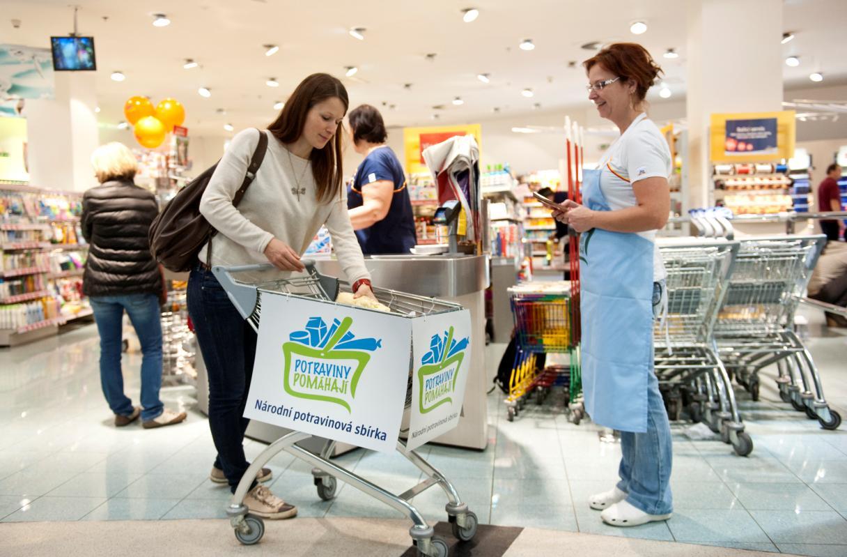 Plzeňský deník: V sobotu se koná další potravinová sbírka
