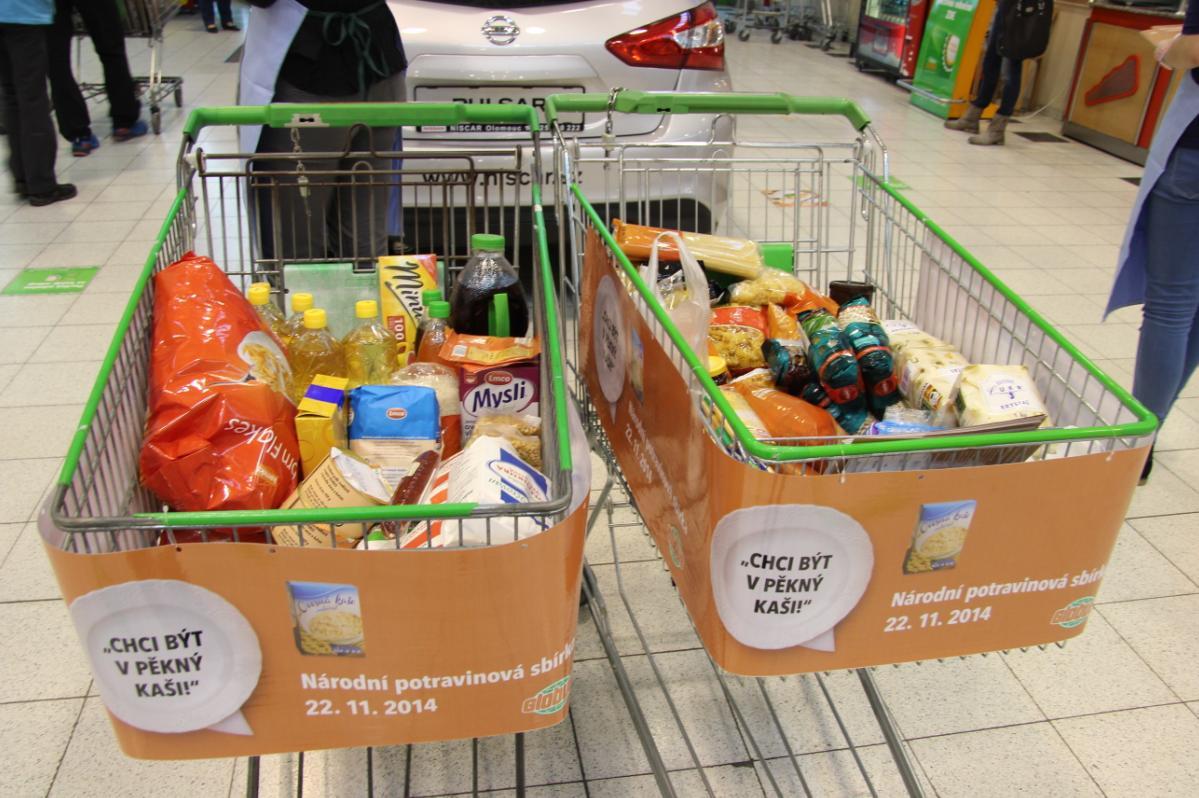 Novojičínský deník: V sobotu proběhne na dvou místech Novojičínska potravinová sbírka