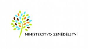 Ministerstvo zemědělství logo