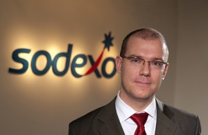 Daniel Čapek, generální ředitel Sodexo pro Českou republiku a Slovensko. Foto: Sodexo