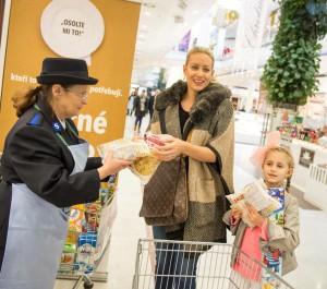 Tereza Janečková s dcerou Emily. Foto: Filip Singer, Bps
