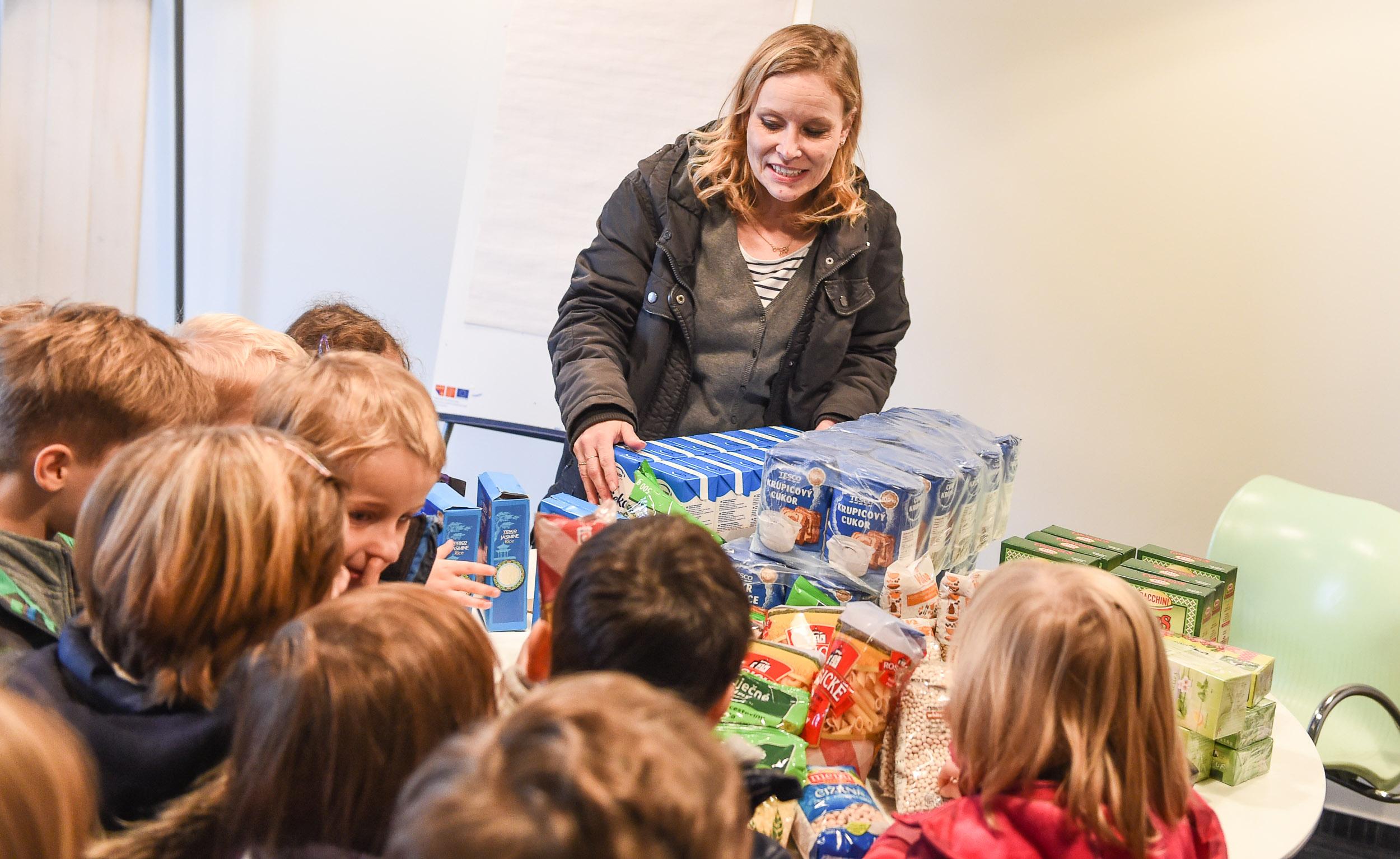 Sledovali jste s námi Národní potravinovou sbírku: Tak Češi pomáhali lidem v nouzi