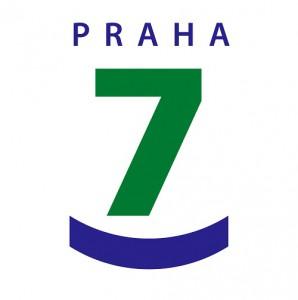 Praha 7, logo