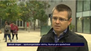 Reportáž ČT: Jakub Unger