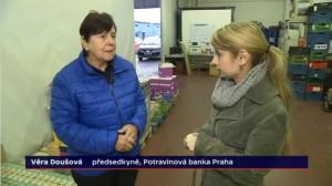 Doušová, reportáž ČT